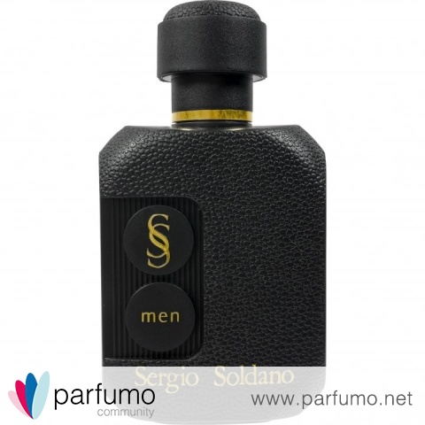 Sergio Soldano for Men (Black) (Eau de Toilette) von Sergio Soldano