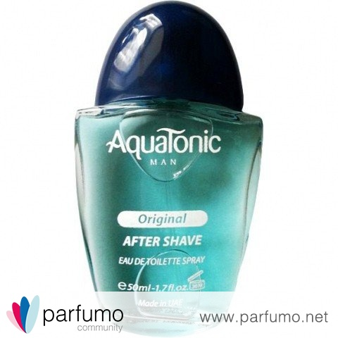 AquaTonic Man by Conquest Personal Care