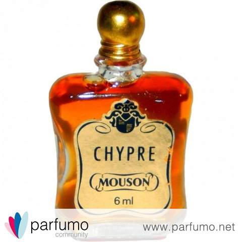 Chypre by Mouson / J.G. Mouson & Co.