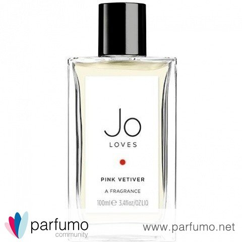 Pink Vetiver von Jo Loves...