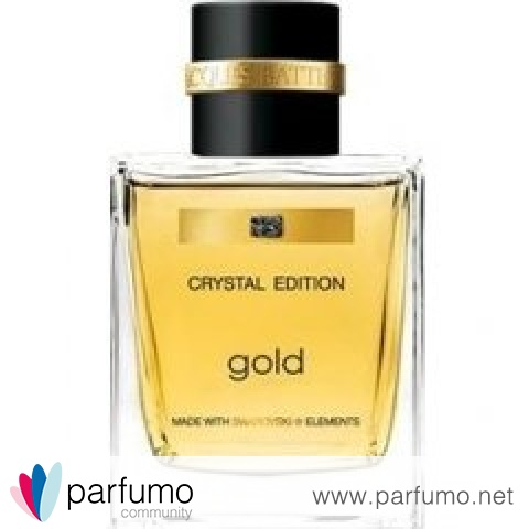 Gold - Crystal Edition von Jacques Battini