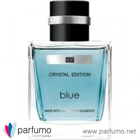 Crystal Edition - Blue by Jacques Battini