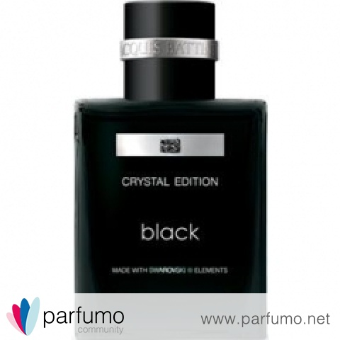 Crystal Edition - Black by Jacques Battini