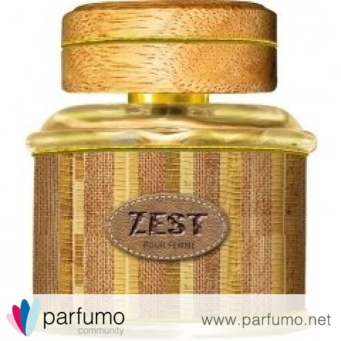 Zest pour Femme by Chris Adams