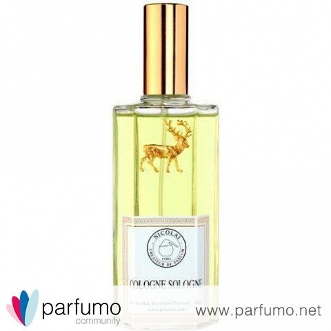 Cologne Sologne by Parfums de Nicolaï