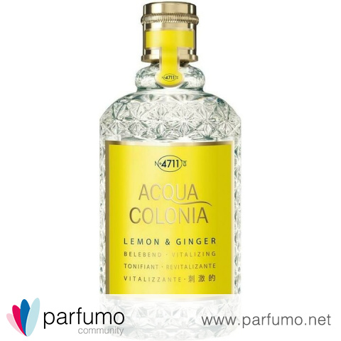 Acqua Colonia Lemon & Ginger (Eau de Cologne)