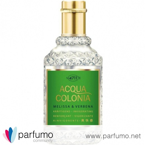 Acqua Colonia Melissa & Verbena by 4711