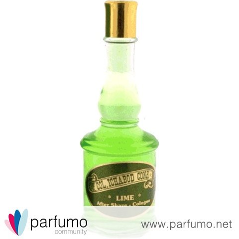 Lime - After Shave - Cologne von Col. Ichabod Conk
