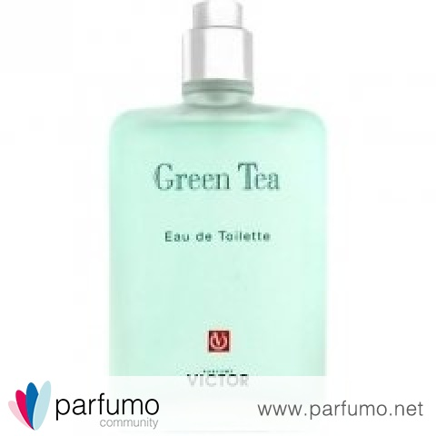 Green Tea by Victor