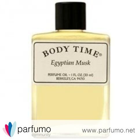 Egyptian Musk by Body Time
