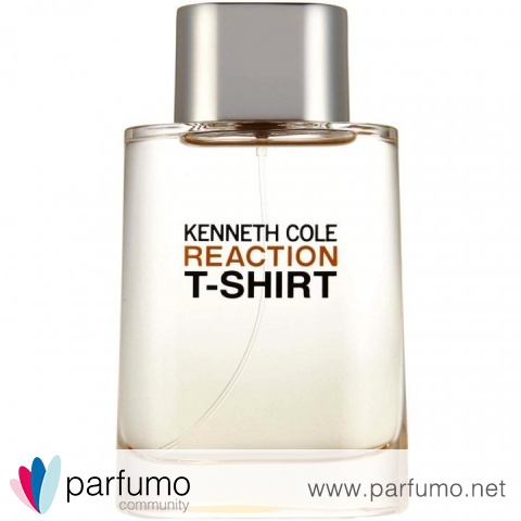 Reaction T-Shirt von Kenneth Cole