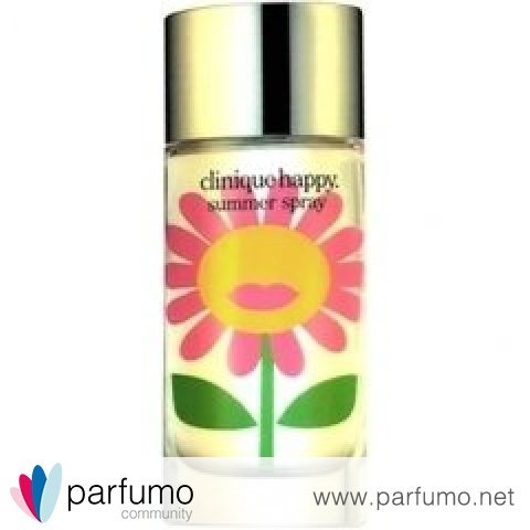 Happy Summer Spray 2013 by Clinique