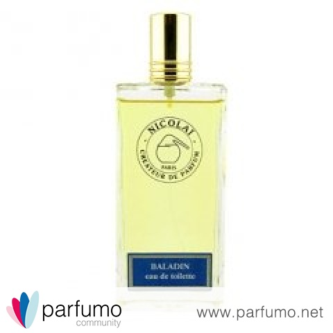 Baladin by Parfums de Nicolaï