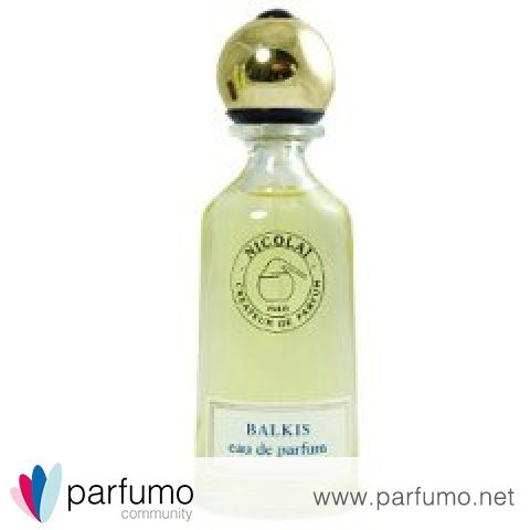 Balkis by Parfums de Nicolaï
