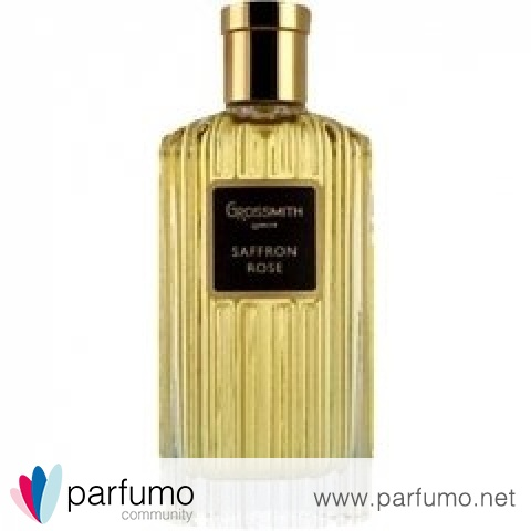 Black Label - Saffron Rose by Grossmith