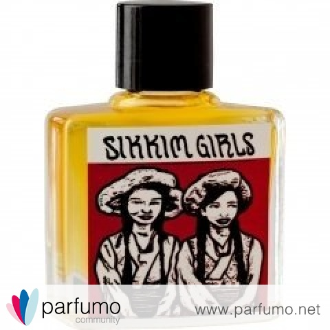 Gorilla Perfume At Lush - Sikkim Girls by Lush