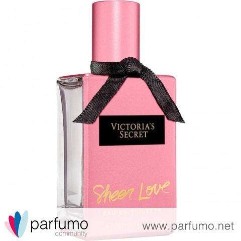 Sheer Love (Eau de Toilette) by Victoria's Secret