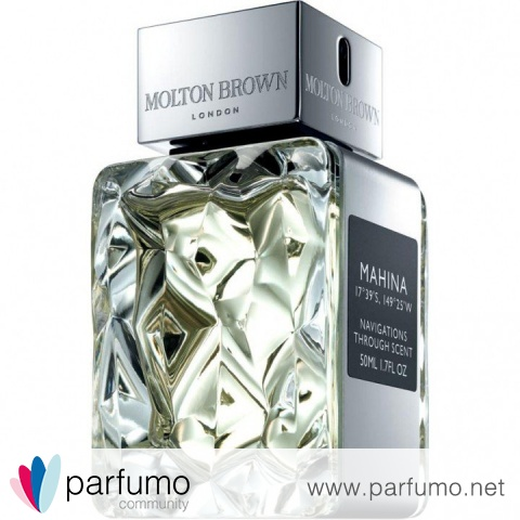 Navigations Through Scent - Mahina by Molton Brown