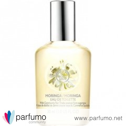 Moringa (Eau de Toilette) by The Body Shop
