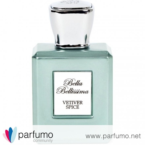 Vetiver Spice by Bella Bellissima