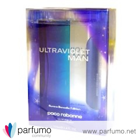 Ultraviolet Man Aurora Borealis Edition by Paco Rabanne