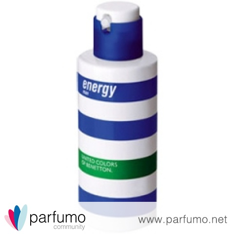Energy Man by Benetton