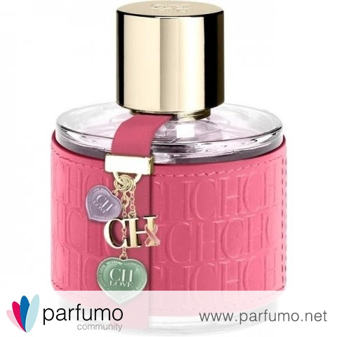 CH Limited Edition 2012 - Pink Love by Carolina Herrera