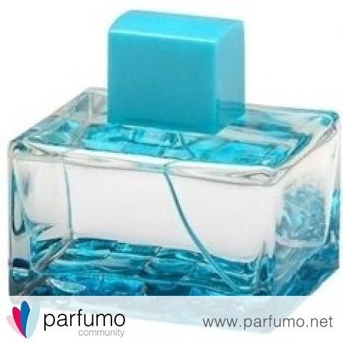 Splash Blue Seduction for Women by Antonio Banderas