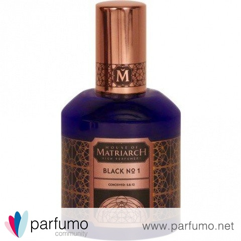 Black No.1 / Blackbird (Extrait de Parfum) von House of Matriarch