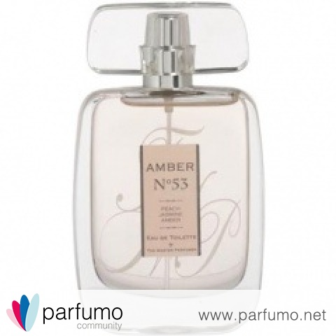 Amber N°53 by The Master Perfumer
