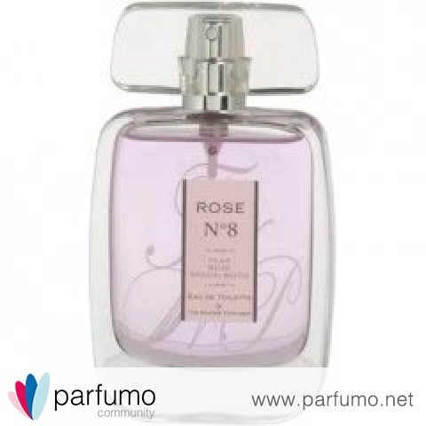 Rose N°8 by The Master Perfumer