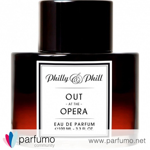 Out at the Opera / Glamorous Aoud von Philly & Phill