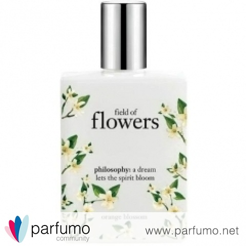 Field of Flowers - Orange Blossom by Philosophy