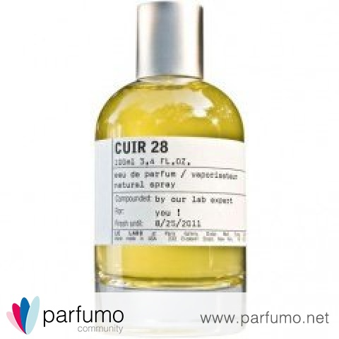 Cuir 28 by Le Labo