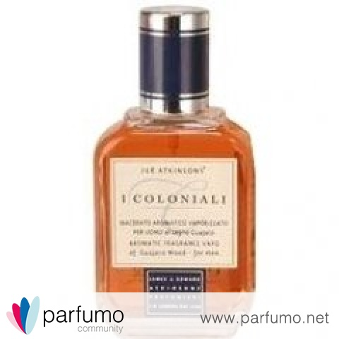 I Coloniali - Aromatic Fragrance of Guajaco Wood by Atkinsons