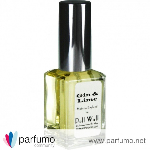Gin & Lime by Pell Wall Perfumes