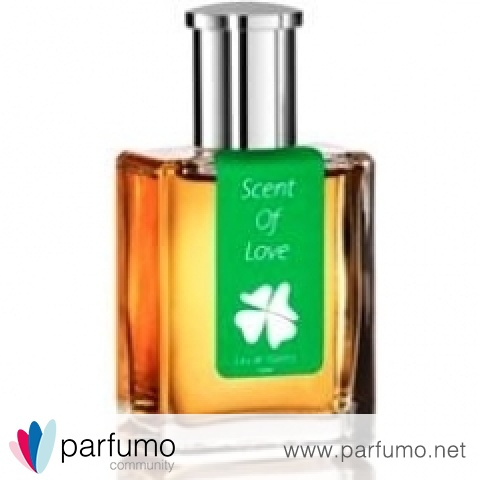 Scent of Love - Green for Him by Basisnote