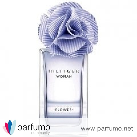Hilfiger Woman Flower Violet