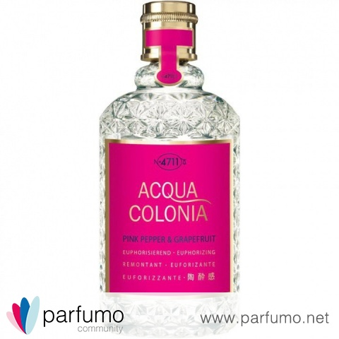 Acqua Colonia Pink Pepper & Grapefruit (Eau de Cologne) by 4711