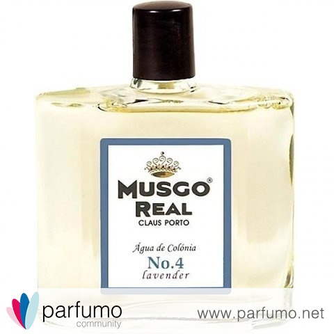 Musgo Real - No. 4 Lavender by Claus Porto