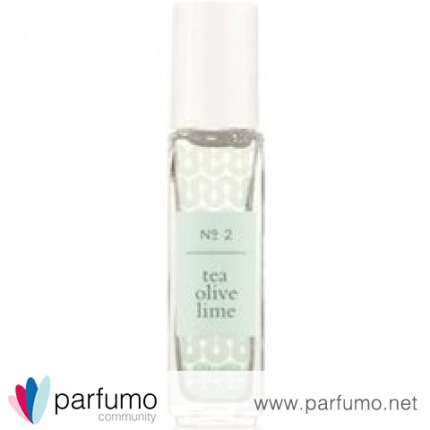 No 2 - Tea Olive Lime by Caldrea