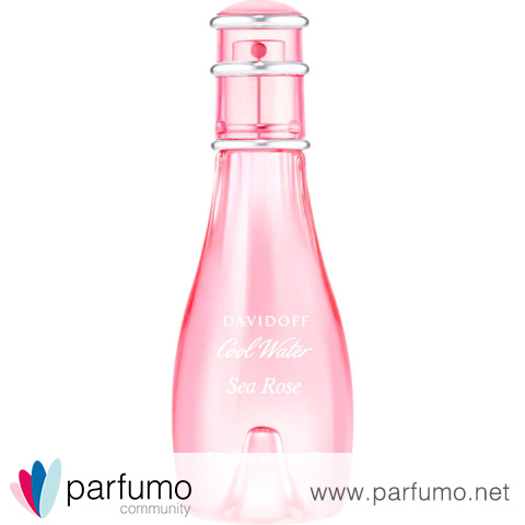 Cool Water Sea Rose by Davidoff