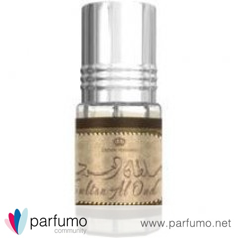 Sultan Al Oud (Concentrated Perfume) by Al Rehab