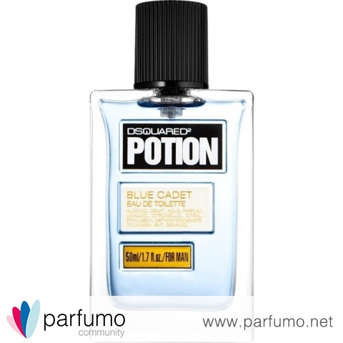 Potion Blue Cadet by Dsquared²