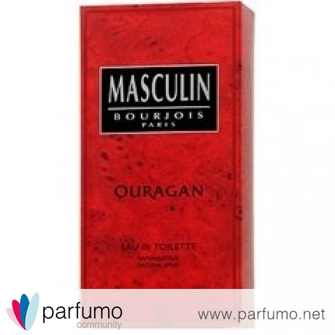Masculin Ouragan by Bourjois