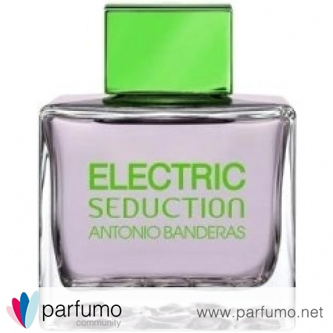Electric Seduction in Black by Antonio Banderas