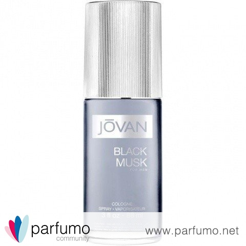 Black Musk for Men (Cologne) by Jōvan