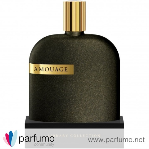 Library Collection - Opus VII by Amouage