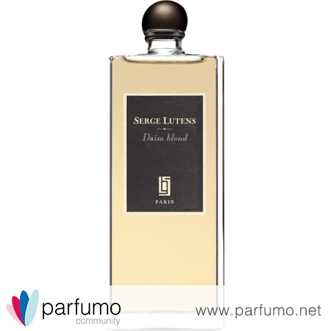 Daim blond by Serge Lutens