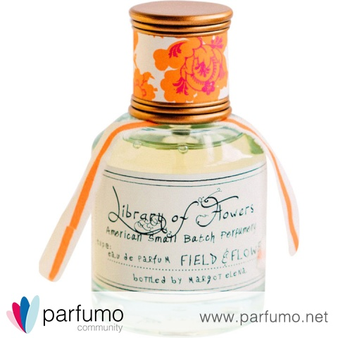 Field & Flowers (Eau de Parfum) von Library of Flowers